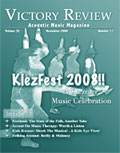 Victory Review Nov 2008